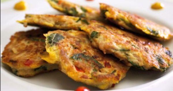 Korean canned tuna pancake | pancakes, sweet and savory - a fav of ...
