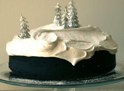 christmas cake | matpaabordet (Norwegian) // the link is in Norwegian, but