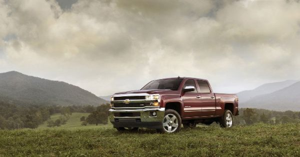 2015 Silverado Hd Pickups Revealed In Texas Chevrolet Silverado Silverado Hd Chevy Silverado