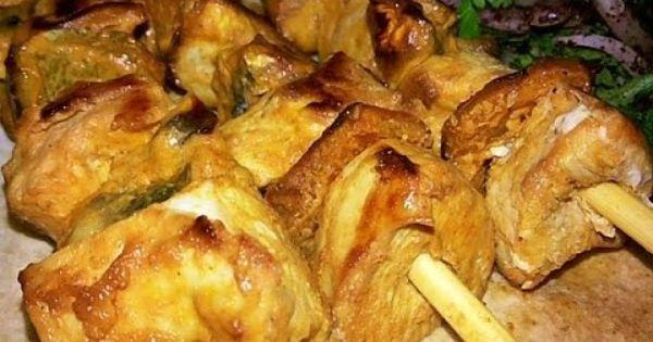 طريقة تحضير شيش طاووق صحي Food Chicken Meat