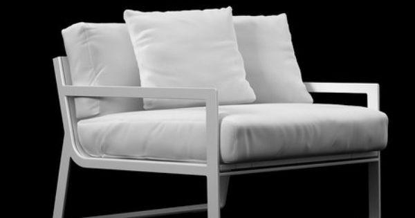 Aluminium Garden Sofa Flat Modular 2 Flat Collection By Gandia ... Mobel Kollektion Rattan Garten Design