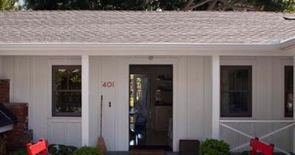 The Vintique Object Board And Batten Siding California