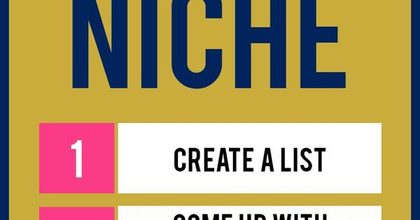 Finding a niche for your blog and business? Follow these 4 steps to find a niche will make you money. Tons of tips for bloggers and online entrepreneurs to find a niche they love, anyone?