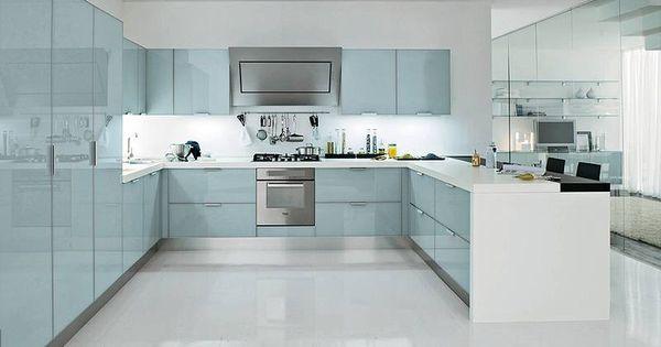 cocina cocinas pinterest cocina azul cocinas y azul