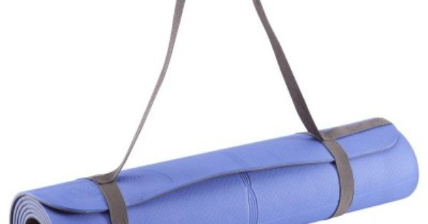 Tapis Light Yoga Doux Club 5 Mm Bleu Marine Yoga Doux Tapis Yoga Yoga
