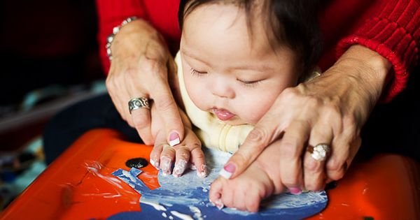 early sensory stimulation All types of play are essential for children's development and early learning list of sensory play activities sensory play ideas and activities.