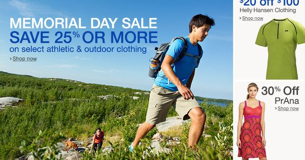 amazon memorial day clothing sale