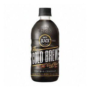 Ucc 業務用 Ucc Black Cold Brew Pet 500ml 24本 コールドブリュー コーヒー おかし