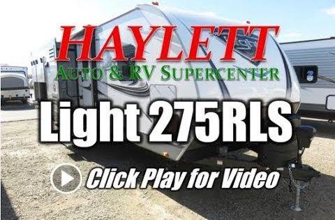 2018 Highland Ridge Rv Open Range Light 275rls Travel Trailer Coldwater Mi Haylett Auto And Rv Supercenter Coldwater Bath Travel Travel Trailer Coachmen Rv