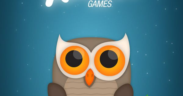 Pin By Ilikewallpaper Ios Wallpaper On Ipad Wallpapers: Clever Owl Wallpaper From #Memollow IOS Game For Your