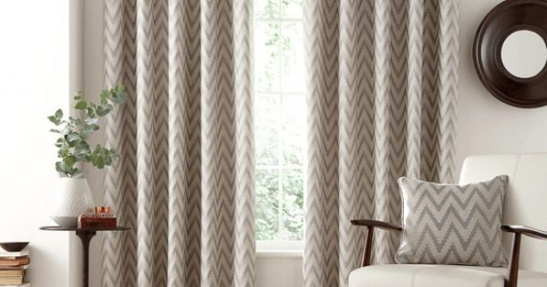 Grey Zanzibar Eyelet Curtain Collection Dunelm Living