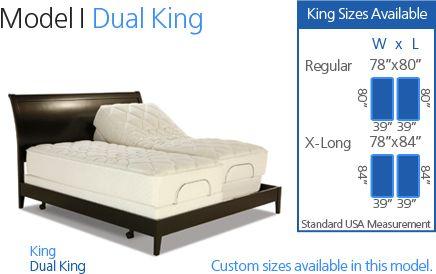 Craftmatic Adjustable Beds Craftmatic Model I Adjustable Bed