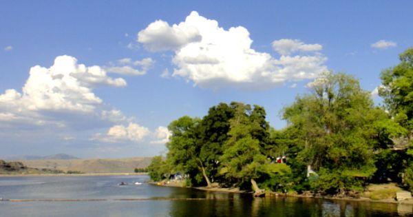 Coulee Playland Resort Electric City Washington 99123 Lake Activities Resort