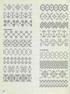 Scandinavian Knitting Motif Chart Google Search Fair Isle Knitting Patterns Cross Stitch Borders Fair Isle