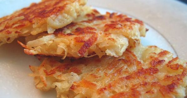 Potato cakes, Crispy potatoes and Potatoes on Pinterest
