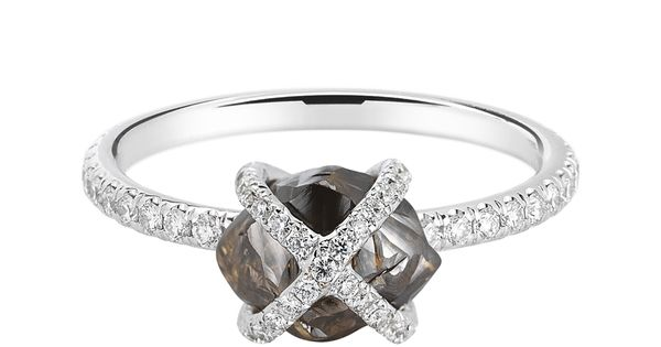 rough diamond ring I actually really like this :)