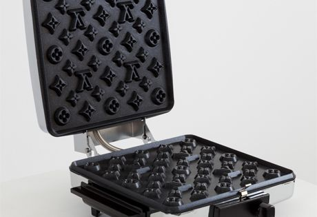 The Louis Vuitton Waffle Maker by Andrew Lewicki