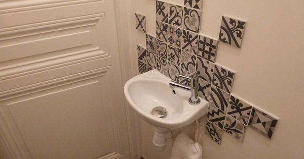 r nover lave mains wc id e maison pinterest. Black Bedroom Furniture Sets. Home Design Ideas