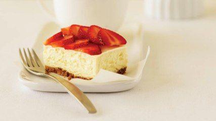 Philadelphia New York Style Sour Cream Topped Cheesecake Recipe Cheesecake Recipes Easy Cheesecake Cheesecake Recipes Classic