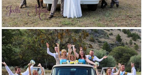 Fun Country Wedding | Joelle Marie Photography