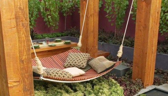 Modern Garden Furniture for Contemporary Patio - Modern Homes Interior Design and