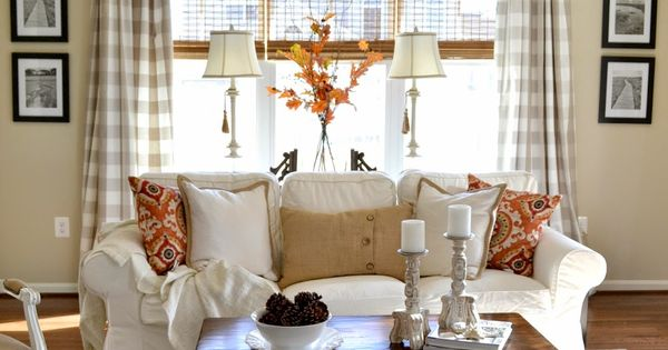 Image Result For Inspired Cozy Fall Plaid And Buffalo Check The Inspired Room