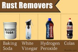 How To Clean Rust Off Metal >> 8 Ways Household Ingredients Can Be Used To Clean Rust Off