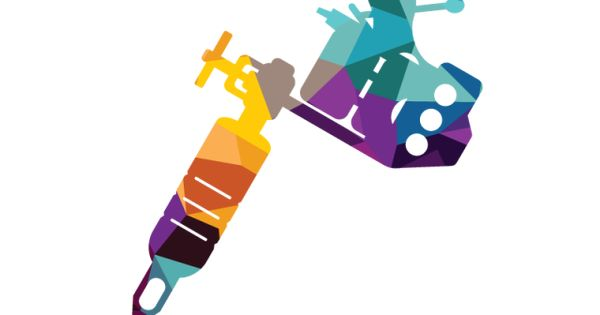 Colorful Tattoo Machine Icon Machine Needle Colorful Png And Vector With Transparent Background For Free Download Tattoo Machine Art Tattoo Machine Design Tattoo Machine