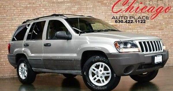Ebay 2004 Jeep Grand Cherokee Laredo 2004 Jeep Grand Cherokee