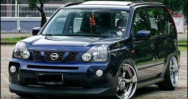Modifikasi Nissan X Trail 2010 Nissan Xtrail Nissan Nismo Nissan