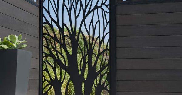 Cl ture de jardin pas ch re originale et design for Decoration jardin claustra