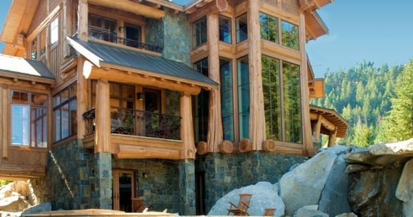 Post and Beam Homes | West Coast Log Homes | Gibsons, BC