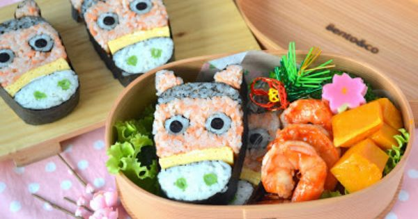 Bento, Blogspot com and New Year's on Pinterest