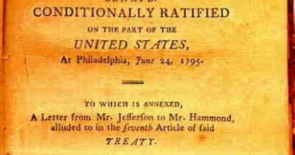 treaty of paris 1783 essay