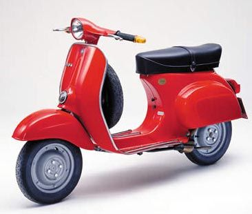 Italian Design Classic The Vespa Scooter Scooter Vespa Motorini