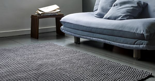 tapis rope cinna mobilier contemporain l a m a i s o n pinterest 4 collectionss. Black Bedroom Furniture Sets. Home Design Ideas