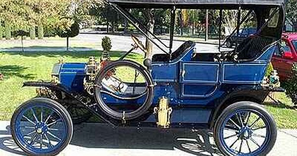 1909 Touring Model T Ford Maintenance Restoration Of Old Vintage Vehicles The Material For New Cogs Casters Gears Classic Cars Ford Classic Cars Antique Cars