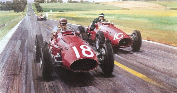 reims 1953 turner painting pinterest ferrari f1 cars and car drawings. Black Bedroom Furniture Sets. Home Design Ideas