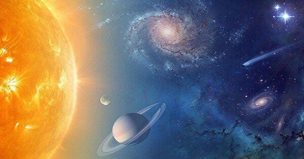مقدمة بحث رصد الفضاء واستكشافه تعريف الفضاء الخارجي الكواكب والنجوم والمجرات تاريخ استكشاف الفضاء الخارجي المحطات الفضائي Solar System Our Solar System Planets