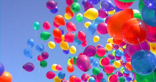 Many Beautiful Balloons In The Sky : Balloons  Beaucoup Balloons  Pinterest  Balloons