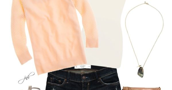 #Cool Cashmere, created by jill-hammel on Polyvore outfit women 2dayslook new fashion