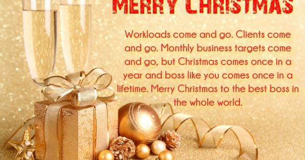 50 Christmas Wishes For Boss 2019 Respectful Boss Quotes Xmas Christmas Messages Merry Christmas Wishes Happy Xmas Images