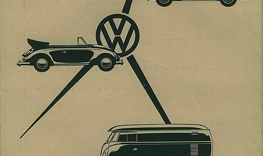 1959 fleischhauer dealer ad in koln germany transportation pinterest volkswagen classic. Black Bedroom Furniture Sets. Home Design Ideas