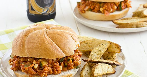 Sloppy joe, Sloppy joes recipe and Protein on Pinterest