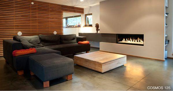 Decoraci n de interiores con chimeneas hoogares - Chimeneas de interior ...