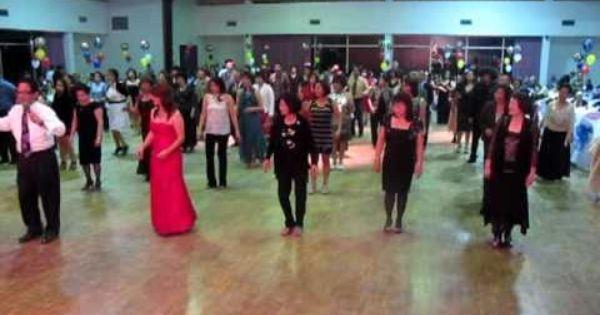 La Cucaracha Line Dance La Union New Year S Eve Dance Dec 2010 Line Dancing Dance Steps Dance