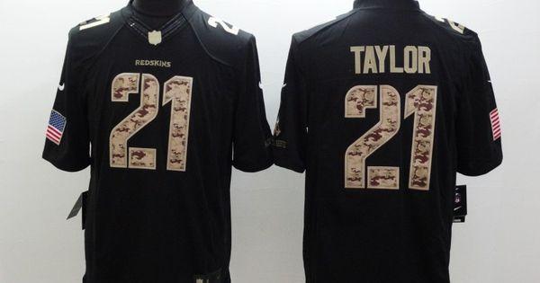 ... salute to Nike Redskins 21 Sean Taylor Black Mens Stitched NFL 2016 New NFL  Jerseys httpwww.repjerseys Womens Nike Washington ... 7984170e6