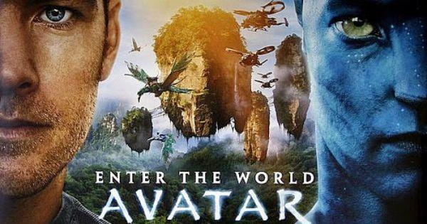 Poster Film Avatar Keren Banget Sci Fi Movies Poster Poster Film