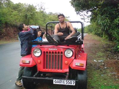 Mahindra Jeep International The Ride I Love And Die For Mahindra