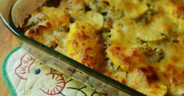 Summer squash, Torte and Squashes on Pinterest